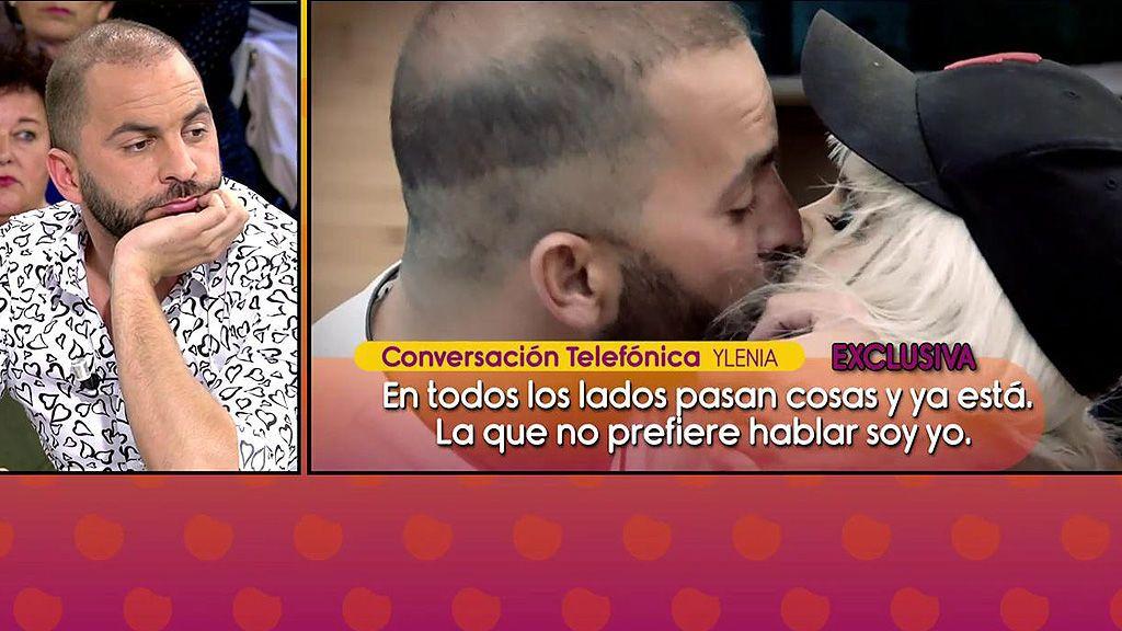 """Ylenia rompe su silencio tras romper con Antonio Tejado: """"No voy a quedar como una loca, algo habrá pasado"""""""