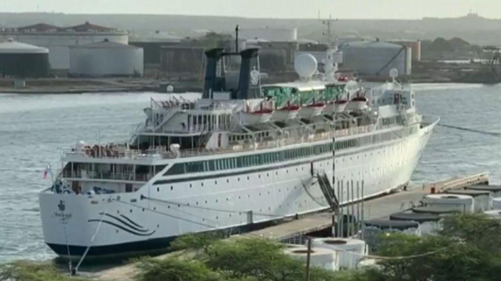 Los 300 pasajeros de un crucero, en cuarentena en el Caribe tras detectarse un caso de sarampión