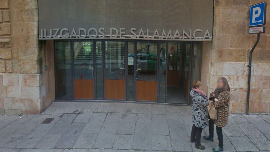 Multa de 2160 euros a un hombre por quitarse el preservativo sin consentimiento de la mujer en Salamanca