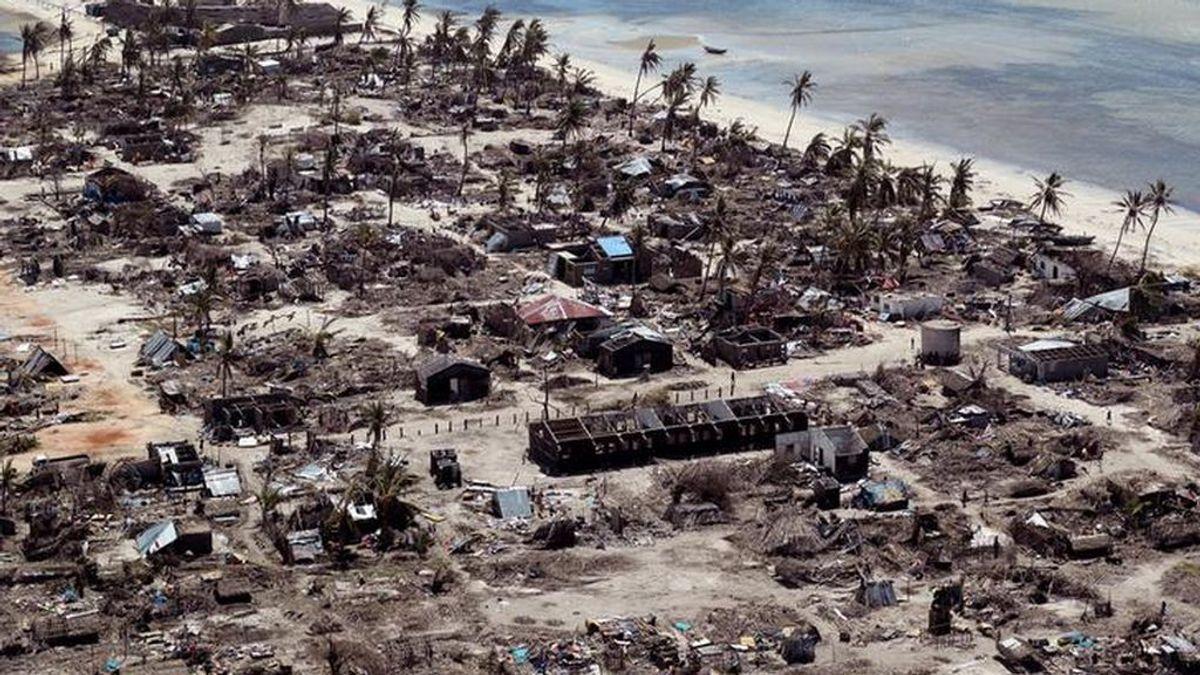 UNICEF alerta: un millón de niños han muerto en Mozambique por los ciclones 'Idai' y 'Kenneth'