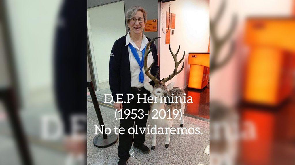 """La empleada del aeropuerto de Palma agredida por un turista """"ha muerto por hacer bien su trabajo"""""""