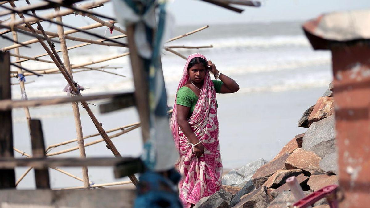 Ascienden a 12 los muertos a causa del paso del ciclón 'Fani' por el este de India