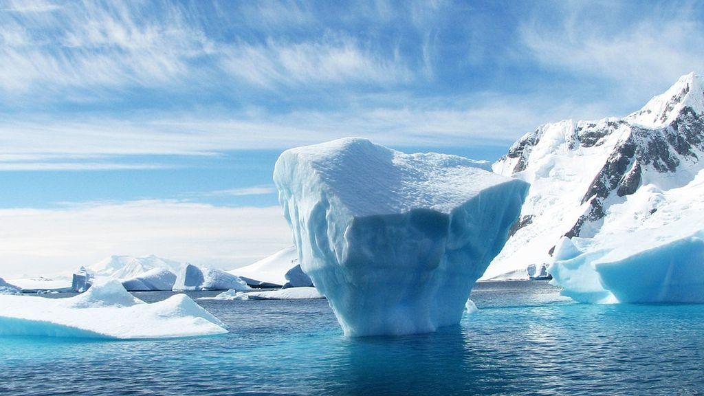 Alerta en el Ártico: se derrite el permafrost y libera gases de efecto invernadero
