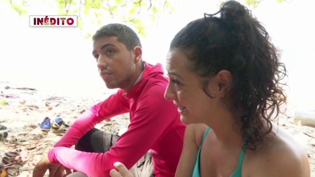 Inédito   Bajón en 'Supervivientes': Mahi y Oto se quieren ir a casa y ella se derrumba