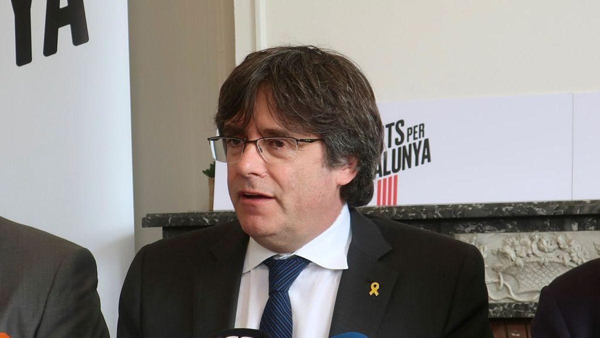 El TS ordena al juzgado de Madrid resolver el recurso sobre la candidatura de Puigdemont a las europeas