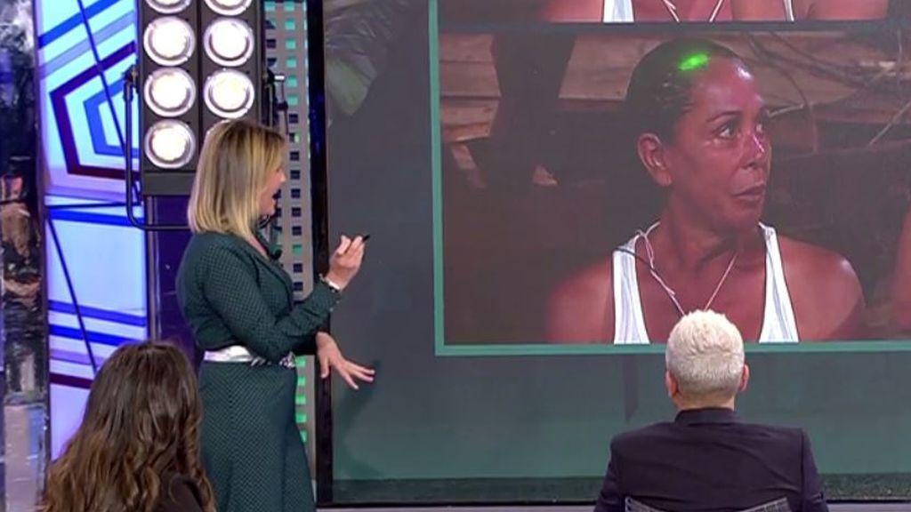 """Cristina Soria analiza la """"incoherencia"""" de Isabel Pantoja en sus discusiones: """"No ha sido la mejor estrategia"""""""