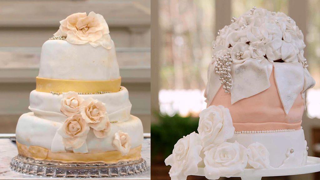 Paso a paso: así se prepara la tarta de boda