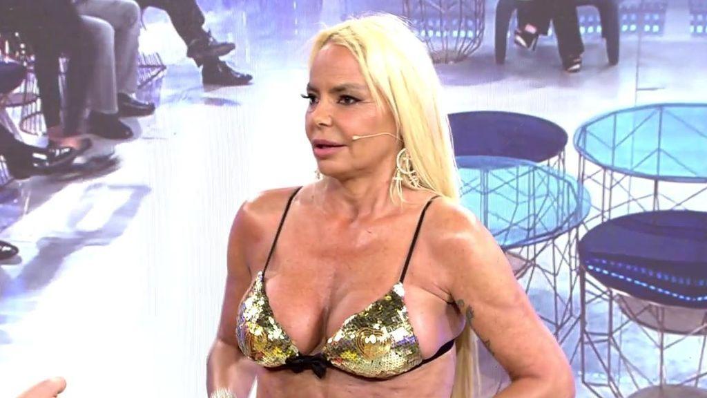 El nuevo cuerpo de Leticia Sabater