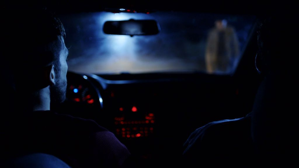 'La carretera de la muerte', uno de los puntos negros más peligrosos de toda España