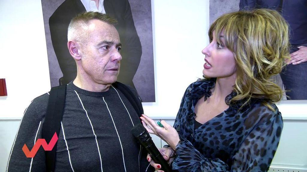 """Jordi González: """"Violeta ha sido evacuada por el equipo médico"""""""