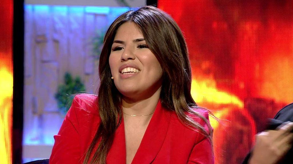 """Isa Pantoja sospecha que hay tonteo entre Isabel Pantoja y Colate: """"Creo que a mi madre le gusta"""""""