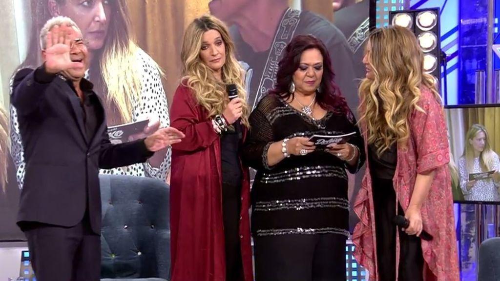 Las Mellis se niegan a cantar por Madonna y se llevan un buen zasca de Jorge Javier