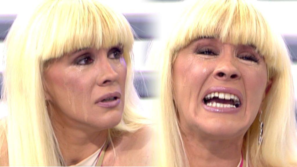 Loly Álvarez y Ronny estuvieron al borde del divorcio en 2009