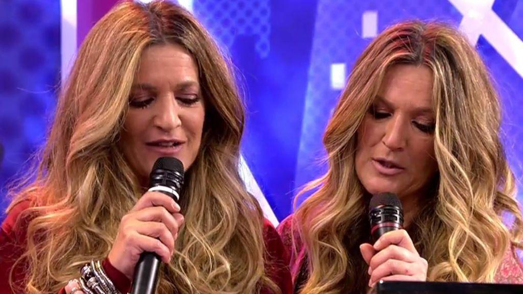 Las Mellis cantan en primicia 'El Resbalón', el hit que Alejandro Abad ha compuesto para ellas
