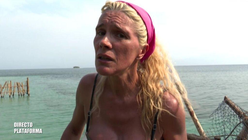 """Loly rompe las reglas del pirata olvidado: """"Llevo 48 años hablando y no puedo dejarlo de la noche a la mañana"""""""