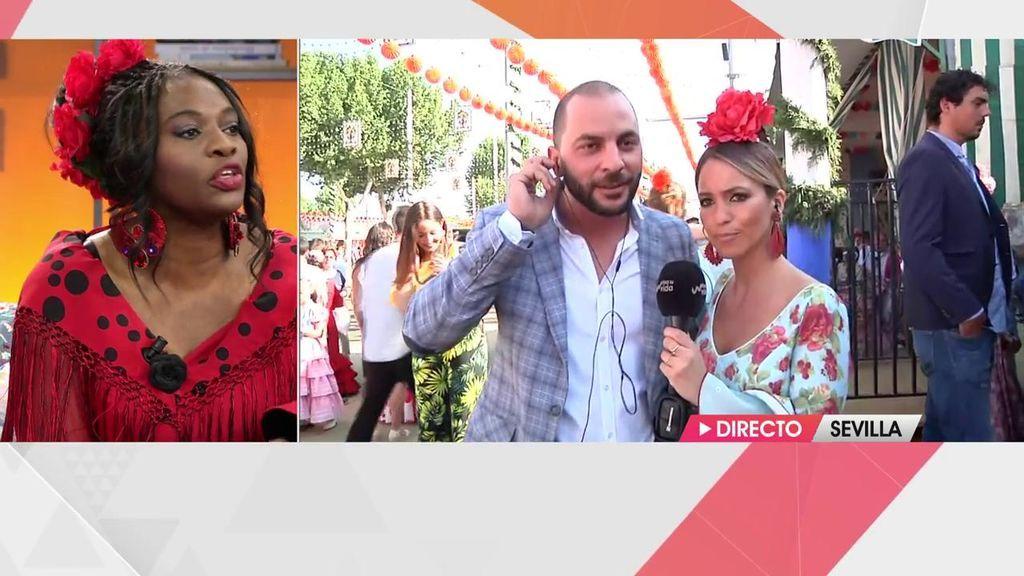 """El pique entre Tejado y Carolina Sobe: """"Antonio tiene suerte de que Ylenia no hable"""""""