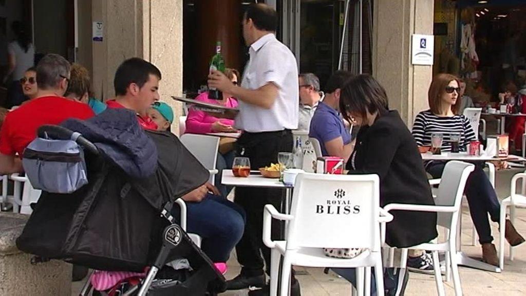España país de camareros