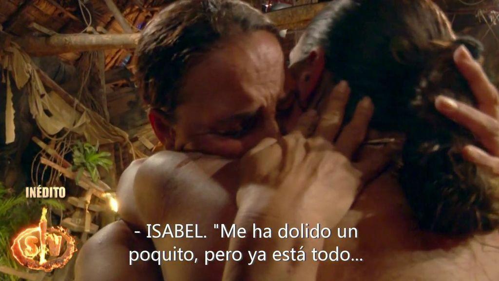 Inédito | Isabel Pantoja se reconcilia en la Palapa ante el perdón de una Toñi destrozada