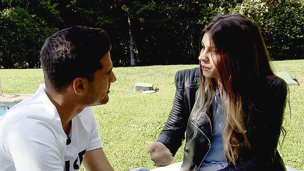 Cita Miguel y Lara: la pretendienta quiere tener pareja seria para planear su boda