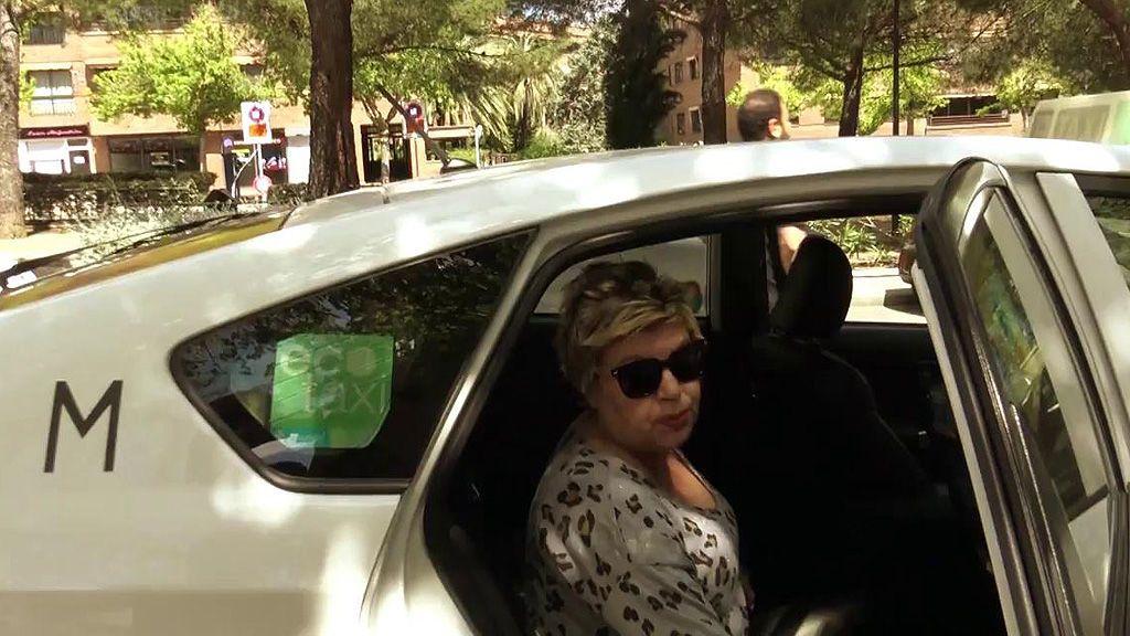 El enfado de Terelu Campos con la prensa