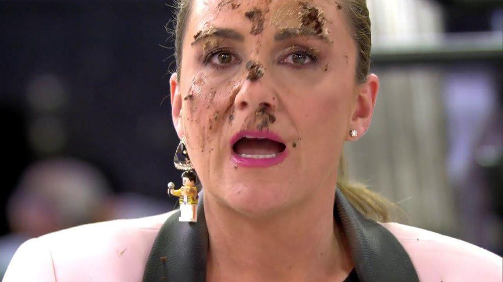 Lo que menos esperaba Carlota Corredera: el tartazo de Lydia Lozano