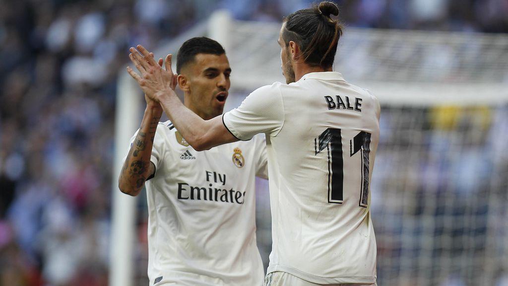 ¿Acierta Zidane con los tres primeros descartes: Bale, Ceballos y Llorente?
