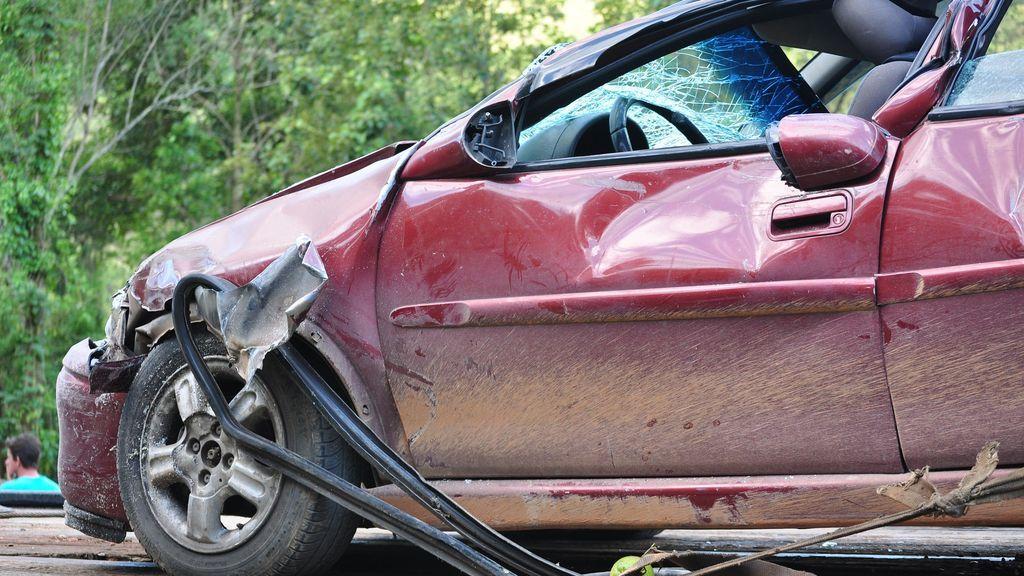 Dos muertos y tres heridos en un accidente de tráfico en Guadalajara