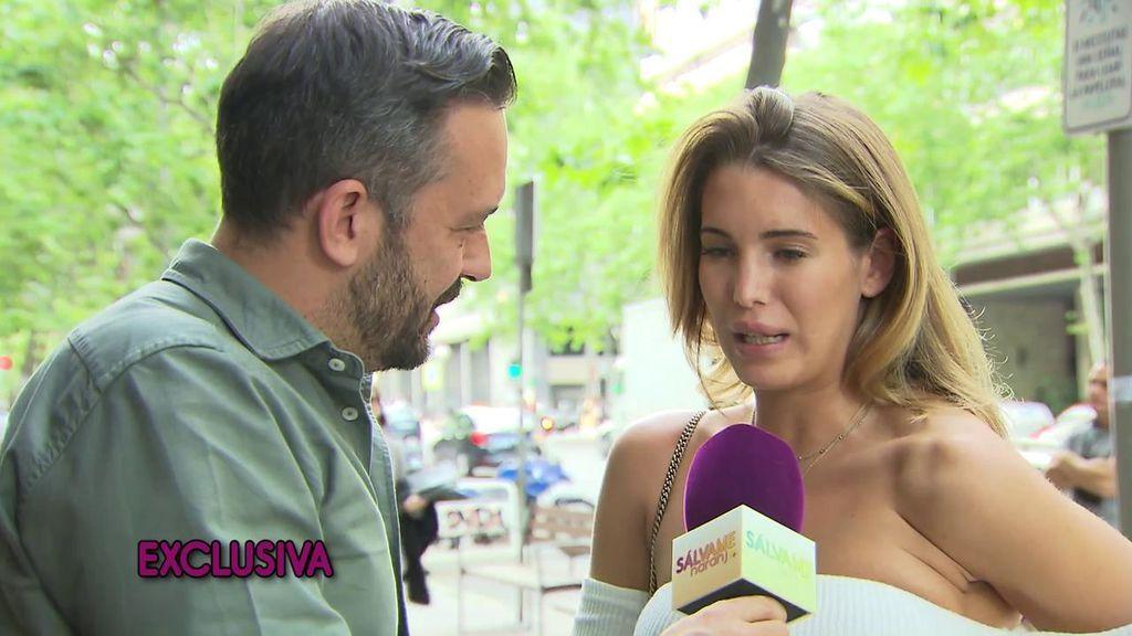 """Primeras declaraciones de la nueva novia de Kiko Matamoros: """"No me siento utilizada"""""""