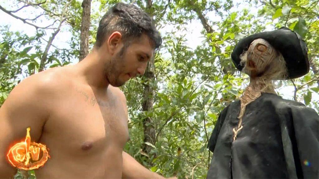 """Omar Montes, muy enfadado con el Pirata Morgan y su recompensa: """"Me cago en mi vida"""""""