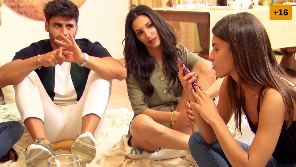 Capítulo 5: Sofía se lanza y llama a Logan para preguntarle si está soltero