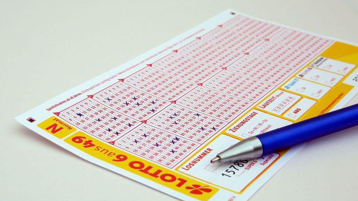 Una mujer gana un premio a la lotería con los números que soñó hace años