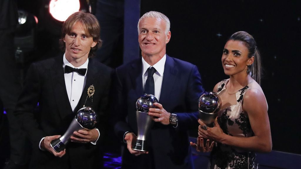 La FIFA otorgará dos nuevos premios 'The Best' al fútbol femenino: mejor portera y mejor once