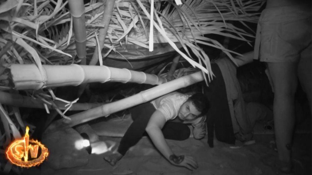 """Los supervivientes de Playa Pirata sufren un aparatoso accidente: """"Se me ha partido en la cabeza"""""""
