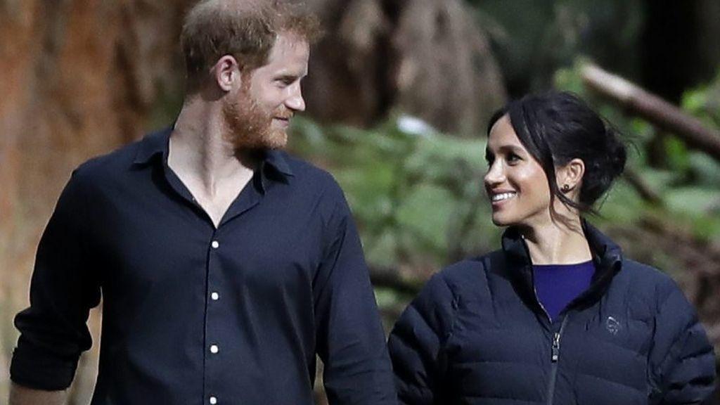 Los Duques de Sussex ya son padres