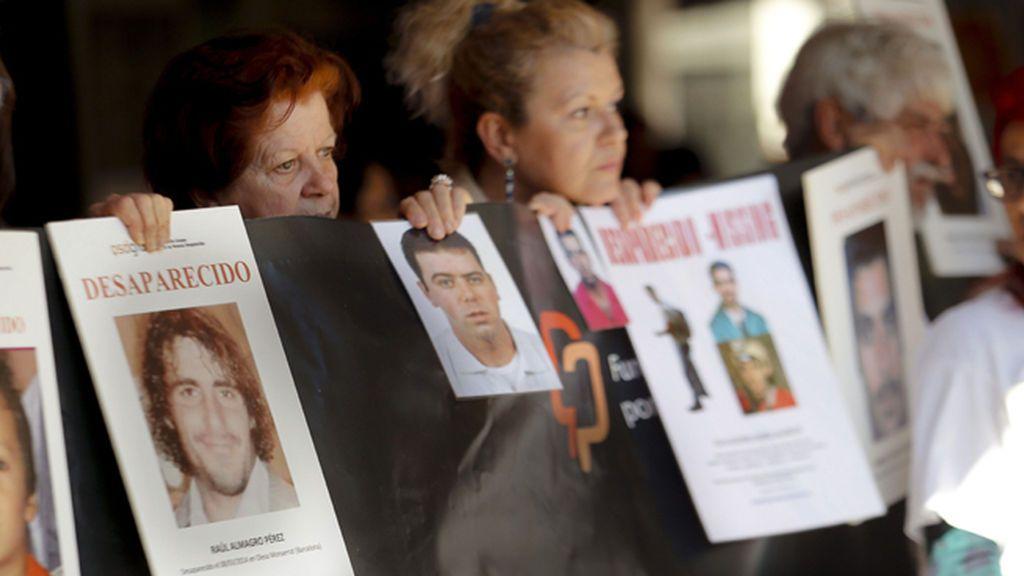 El trabajo tras el CNDES: la importancia de arropar y ayudar a las familias de las personas desaparecidas