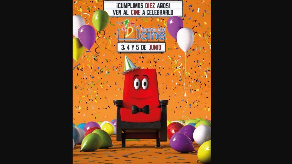 La Fiesta del Cine: Prepárate para darte un atracón de películas por 2.90 euros