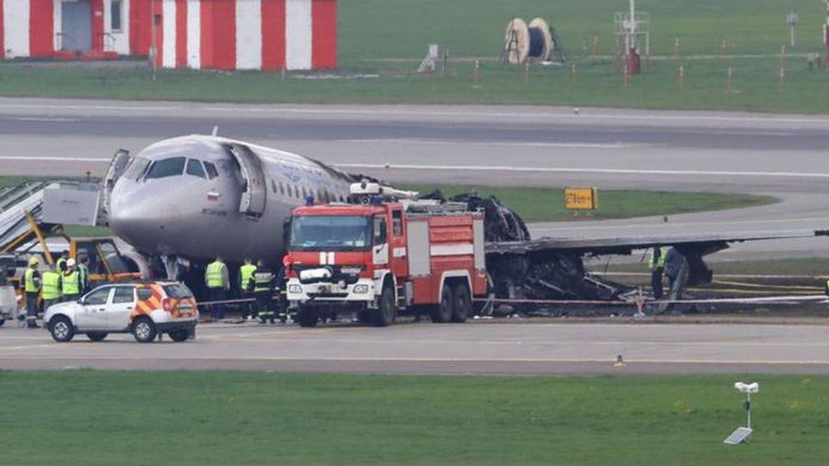 Accidente aéreo en Moscú: las familias de las víctimas recibirán 123.500 euros de compensación