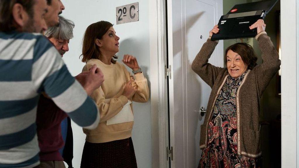 Jesús Olmedo reaparece en la nueva entrega de 'La que se avecina'