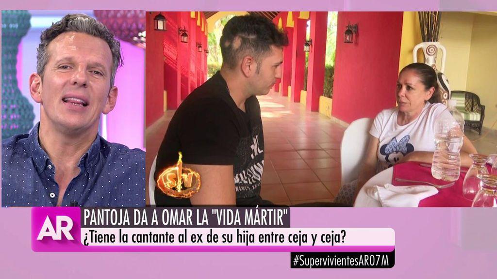 "Joaquín Prat: ""Pantoja maneja no solo a Omar, sino todo el reality"""