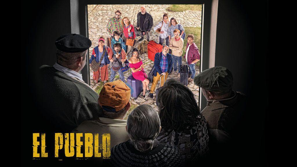 Amazon Prime Video y Mediaset España presentan 'El Pueblo'
