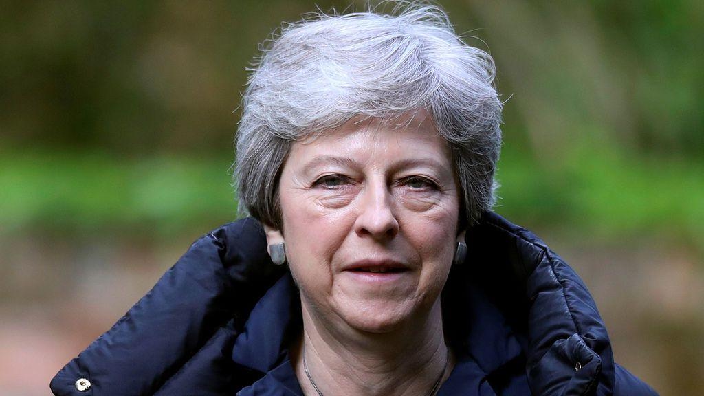 Reino Unido, forzado a participar en las elecciones europeas ante el bloqueo del brexit