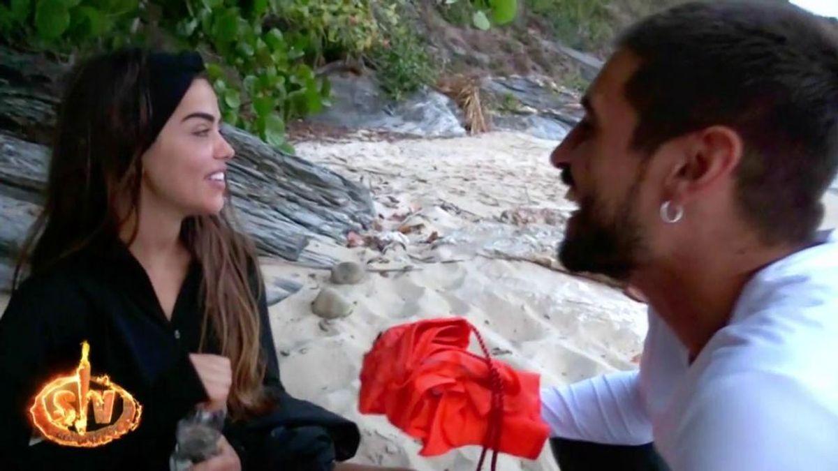 "Fabio se declara a Violeta: ""Te quiero"""