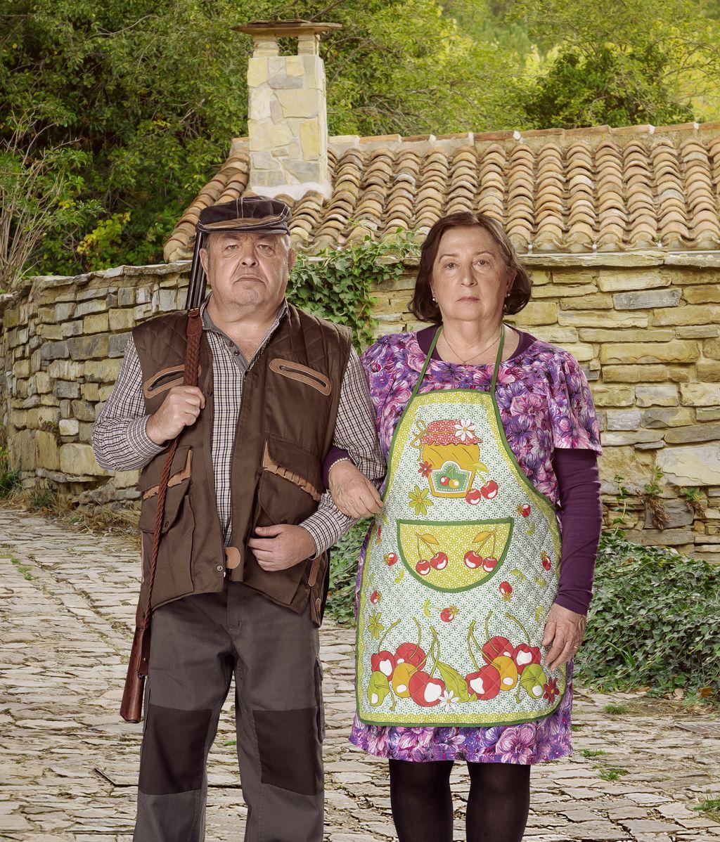 Personajes de 'El Pueblo'
