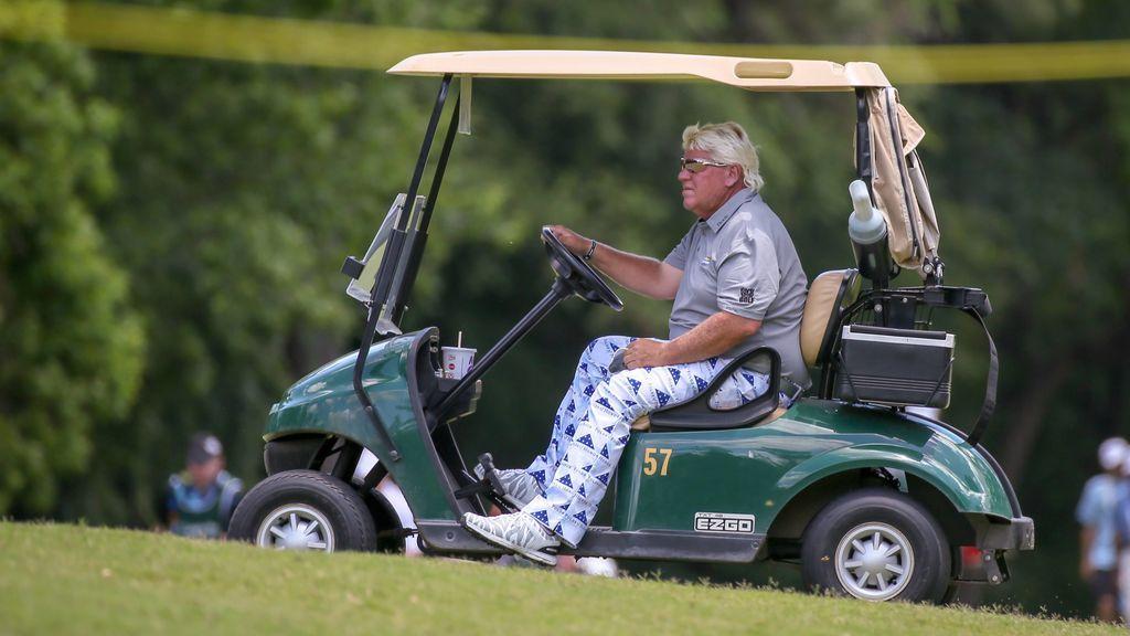 El mítico golfista, John Daly, obtiene autorización para disputar el PGA de Nueva York subido en un buggy
