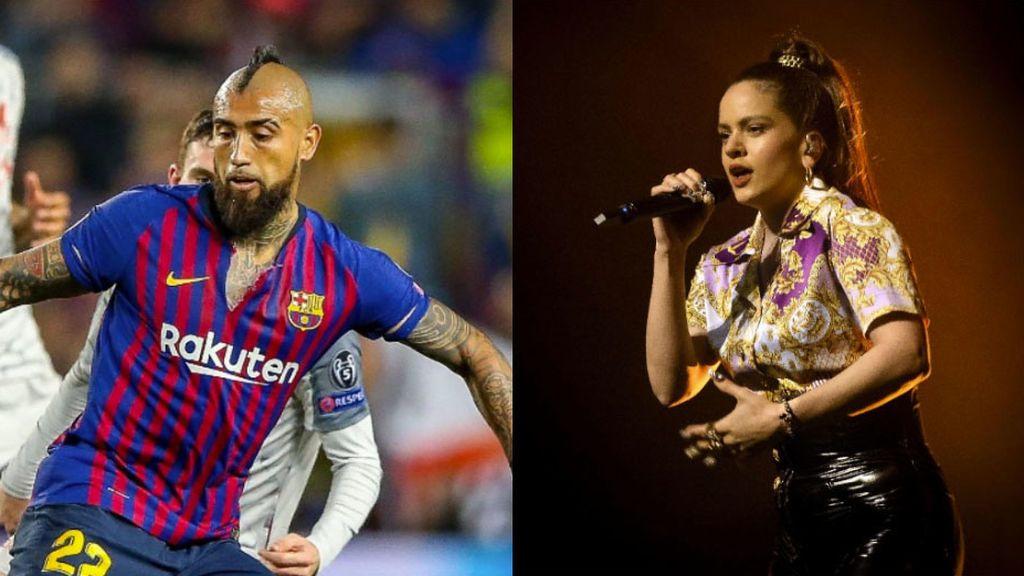 """La canción de Rosalía versionada para Arturo Vidal que se ha hecho viral: """"Esto no es fútbol, es karate"""""""