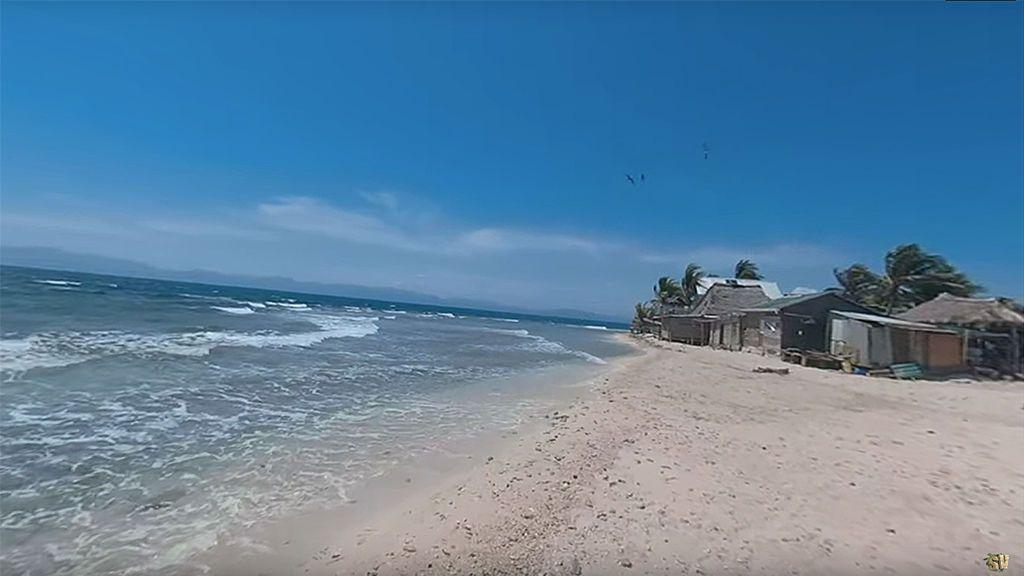 Vive y siente las paradisíacas playas de Honduras con nuestra cámara 360º