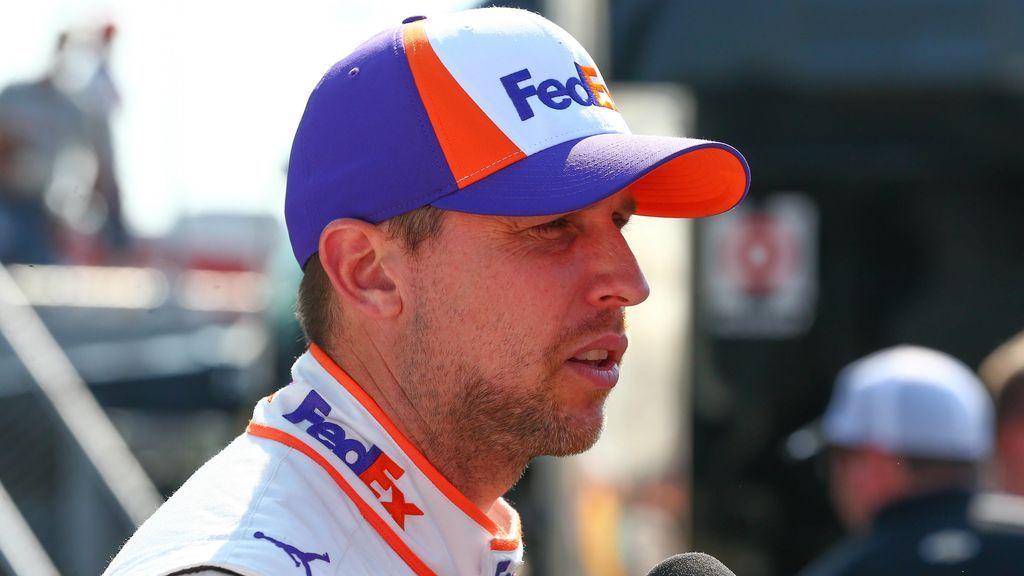 A punto de rozar la tragedia en NASCAR: un piloto intoxicado por fuga de monóxido de carbono