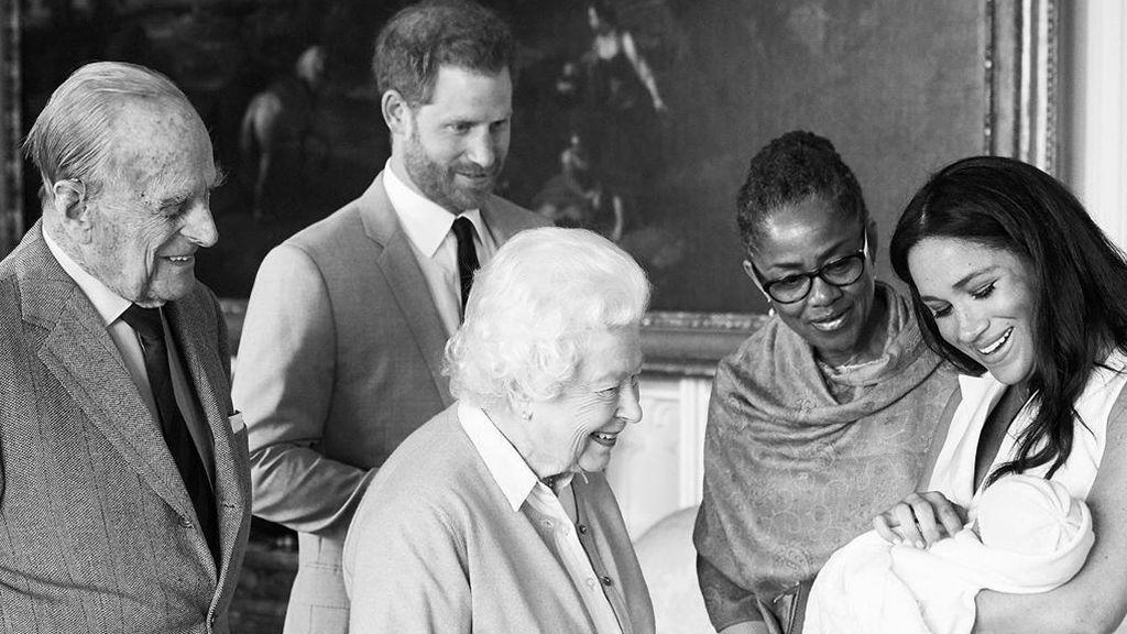 Ya se sabe el nombre: por qué los Duques de Sussex han llamado Archie Harrison a su hijo