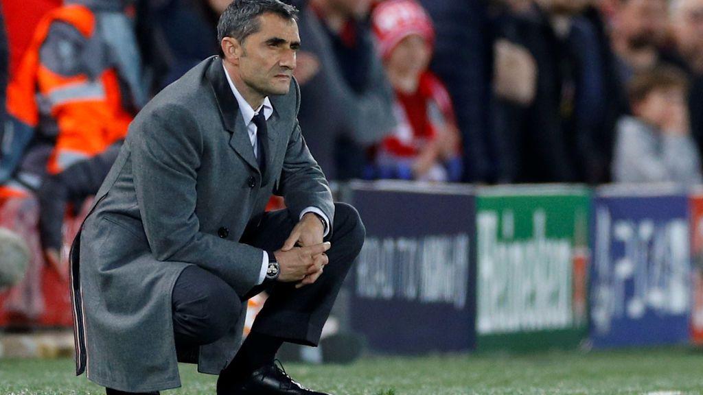 ¿Debe seguir Valverde como entrenador del Barça?