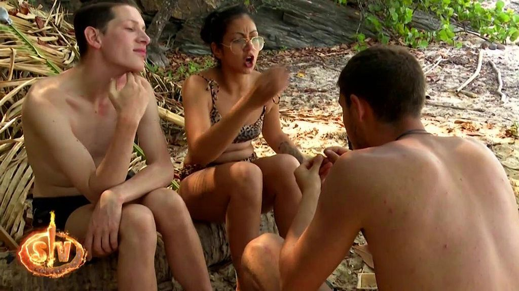 El enfrentamiento entre Dakota y Jhonatan